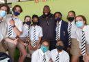 Tendai Mtawarira is the new ambassador for Inspired Education Group SA
